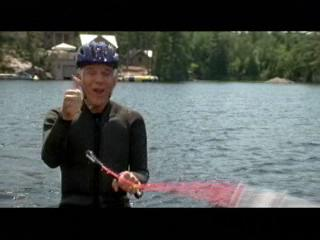 Cheaper By The Dozen 2 Scene Waterskiing