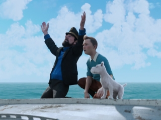 THE ADVENTURES OF TINTIN (GERMAN TRAILER 3)
