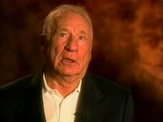 The Producers Soundbite: Mel Brooks Discusses Ridiculing Hitler