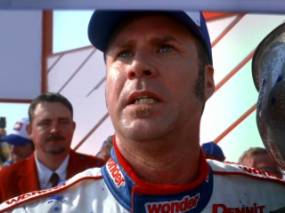 TALLADEGA NIGHTS: THE BALLAD OF RICKY BOBBY (FRENCH TRAILER 1)