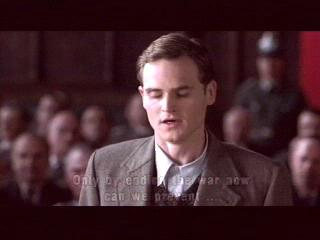 SOPHIE SCHOLL: THE FINAL DAYS (SCENE 6)