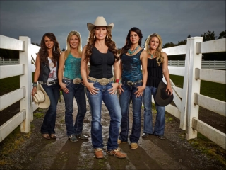 Rodeo Girls