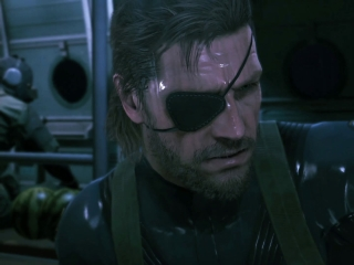 METAL GEAR SOLID V: GROUND ZERO