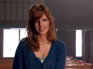 heaven is for real kelly reilly on her characters