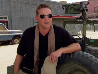 Transcendence Cole Hauser On His Character - Transcendence - Flixster Video