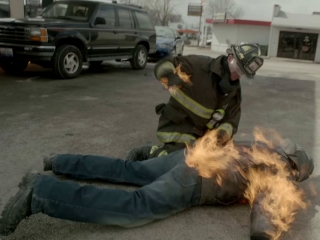 Chicago Fire: A Heavy Weight