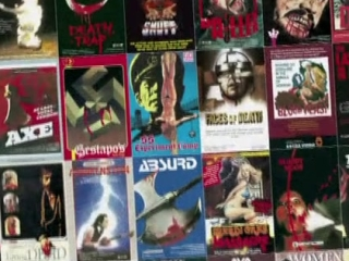 Video Nasties Moral Panic Censorship  Videotape