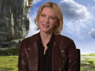 How To Train Your Dragon 2 Cate Blanchett On Working With The Director - How to Train Your Dragon 2 - Flixster Video