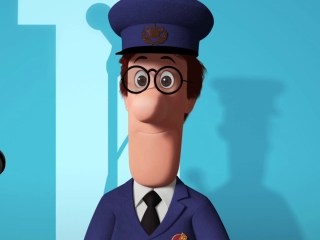 Postman Pat The Movie