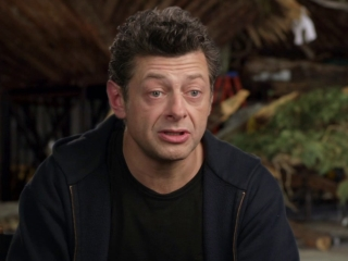 Dawn Of The Planet Of The Apes: Andy Serkis On His Character And His New Journey