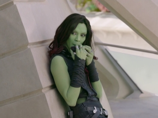 Guardians Of The Galaxy: Gamora (Featurette)