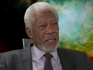 Lucy: Morgan Freeman On Having More Brain Capacity