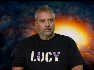 Lucy: Luc Besson On Creating The Concept For The Film