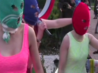 Pussy Riot: Death To Prison, Freedom To Protest