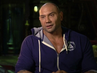 Guardians Of The Galaxy: Dave Bautista On What Enticed Him To Take On The Project