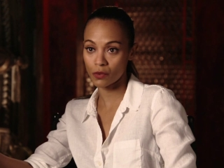 Guardians Of The Galaxy: Zoe Saldana On What Attracted Her To The Role