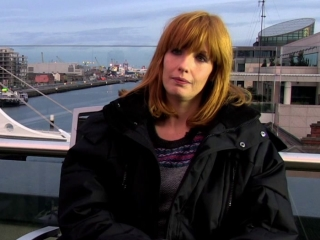Calvary: Kelly Reilly On Her Character
