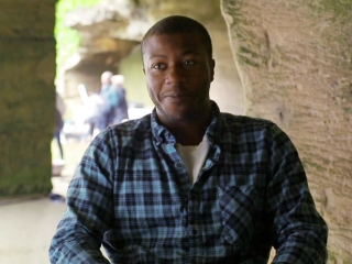 As Above, So Below: Edwin Hodge On His Character Being A Documentarian