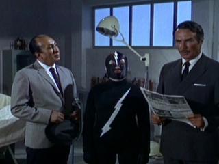 Las Luchadoras Vs El Robot Asesino