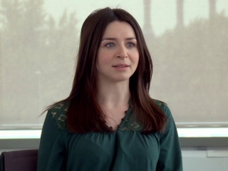 The November Man: Caterina Scorsone On What Attracted Her To The Role