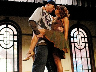 Channing Tatum In �Step Up�