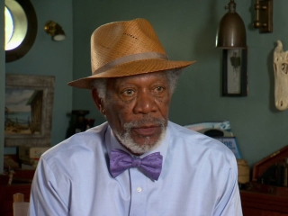 Dolphin Tale 2: Morgan Freeman On Dr. McCarthy's Role In The Film