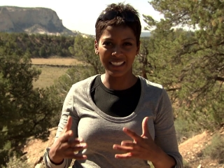 Running Wild With Bear Grylls: Tamron Hall