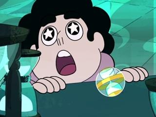 Steven Universe: Steven And The Stevens
