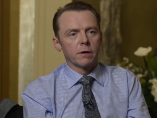 Hector And The Search For Happiness: Simon Pegg On The Plot Of The Film