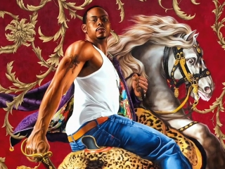 Kehinde Wiley An Economy Of Grace