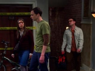 The Big Bang Theory: The Junior Professor Solution