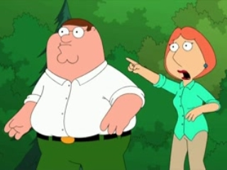 Family Guy: The Simpsons Guy