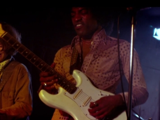 Jimi: All Is By My Side: Clapton (Censored)