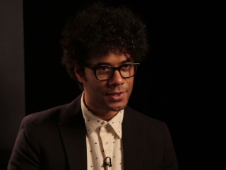 The Boxtrolls: Richard Ayoade On Mr. Trout