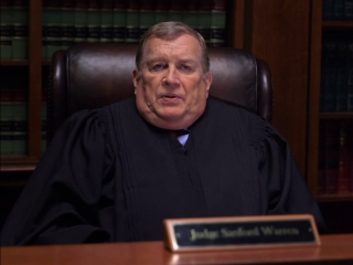 The Judge: Ken Howard On Getting Involved