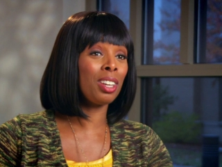 Addicted: Tasha Smith On Dr. Spencer's Relationship With Zoe