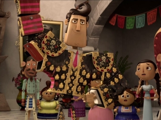 The Book Of Life: Character Piece The Heart Of A Hero (Featurette)