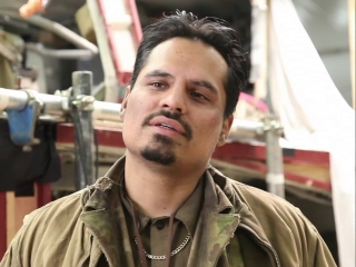 Fury: Michael Pena On The Script