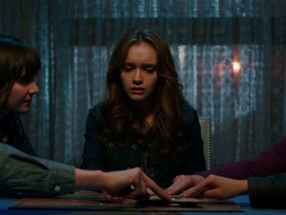 Ouija: The Group Tries To Use A Ouija Board To Contact Debbie