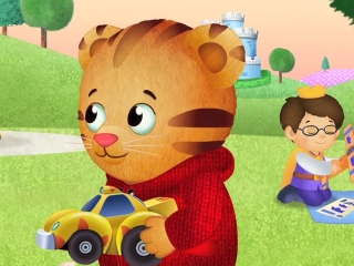 Daniel Tiger's Neighborhood: Daniel's Friends Say No/Prince Wednesday Doesn't Want To Play