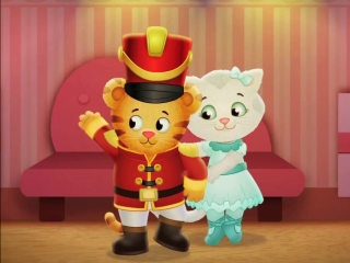 Daniel Tiger's Neighborhood: Daniel's Winter Adventure/Neighbourhood Nutcracker