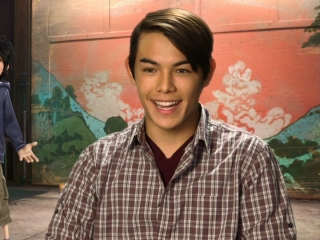 Big Hero 6: Ryan Potter On Hiro Before He Joins The Group