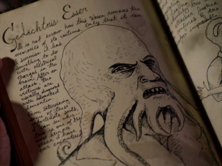 Grimm: Octopus Head