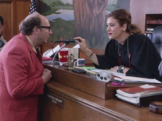 Bad Judge: Knife To A Gunfight