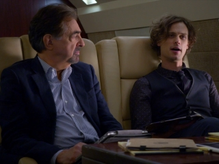Criminal Minds: The Itch