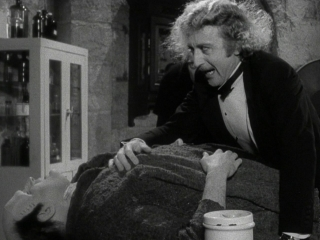 YOUNG FRANKENSTEIN: SEDATIVE