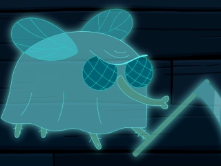Adventure Time: Ghost Fly