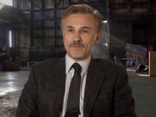 Horrible Bosses 2: Christoph Waltz On The Script