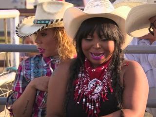 Tiny And Shekinah's Weave Trip: Rodeo Wranglin'