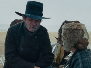 The Homesman: Get Movin